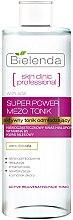 Profumi e cosmetici Tonico attivo anti-età - Bielenda Skin Clinic Professional Mezo