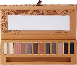 Profumi e cosmetici Palette ombretti - Couleur Caramel Palette Eye Essential