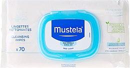 Profumi e cosmetici Salviette detergenti per bambini - Mustela Bebe Cleansing Wipes