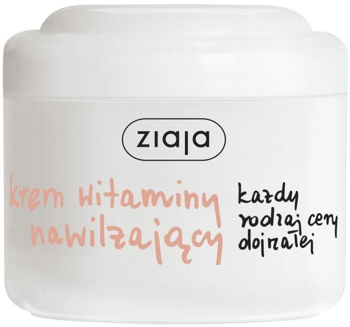 Crema vitaminica idratante per tutti i tipi di pelle matura - Ziaja Face Cream