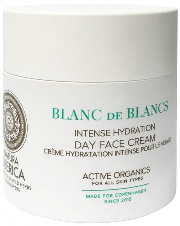 Crema viso idratante da giorno - Natura Siberica Copenhagen Blanc de Blancs Intense Hydration Day Face Cream — foto N1