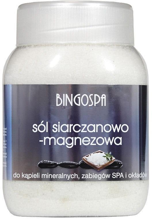Sale da bagno con solfato di magnesio - BingoSpa Salt And Magnesium Sulphate — foto N1