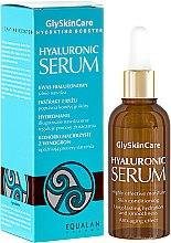 Profumi e cosmetici Siero con acido ialuronico - GlySkinCare Hyaluronic Serum