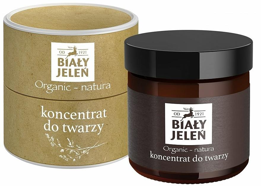 Concentrato per viso - Bialy Jelen Organic-Nature