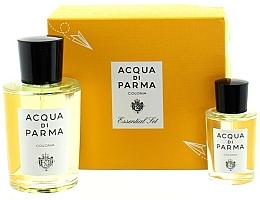 Profumi e cosmetici Acqua di Parma Colonia - Set (edc/100ml + edc/20ml)