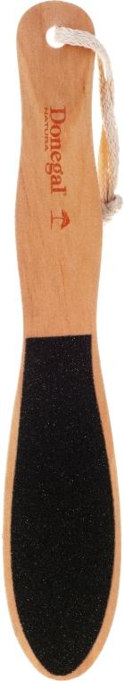 Lima raspa piedi, in legno - Donegal 2-sided Wooden Pedicure File