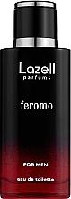 Profumi e cosmetici Lazell Feromo - Eau de toilette