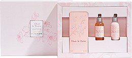Profumi e cosmetici L'Occitane Cherry Blossom - Set (edt/75ml + sh/gel/35ml + h/cr/35ml)