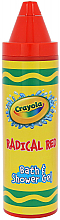 Profumi e cosmetici Gel doccia - Crayola Bath & Shower Gel Radical Red