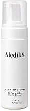 Profumi e cosmetici Schiuma detergente per pelli grasse e problematiche - Medik8 Clarifying Foam