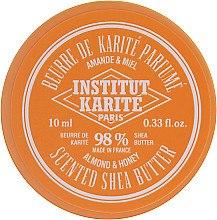 Profumi e cosmetici Burro di karitè con aroma di mandorle e miele 98% - Institut Karite Almond Honey Scented Shea Butter