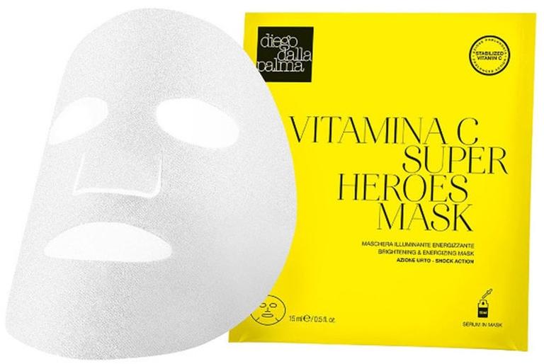 Maschera schiarente - Diego Dalla Palma Vitamina C Super Heroes Mask
