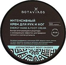 Profumi e cosmetici Crema mani e piedi intensiva - Botavikos Energy Hand&Foot Cream