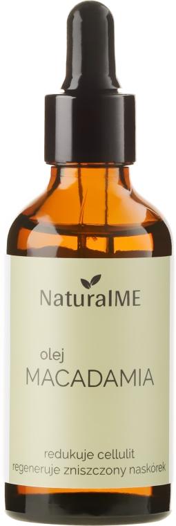 Olio di macadamia - NaturalME