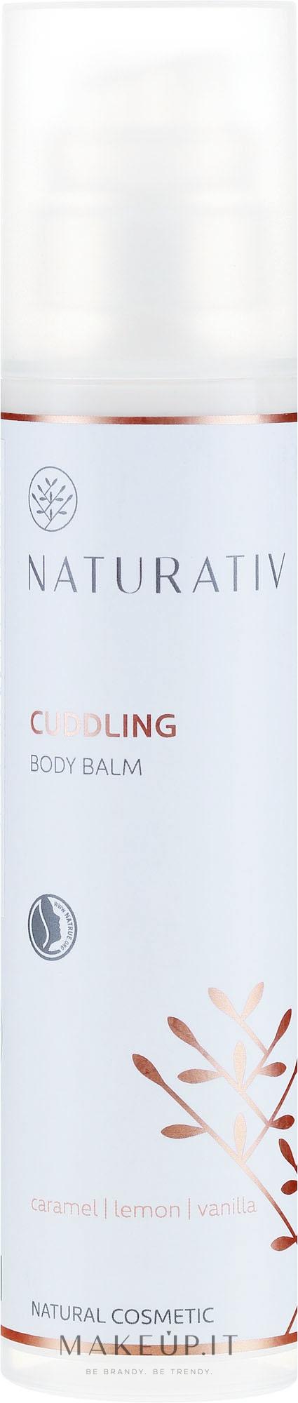 Balsamo corpo idratante - Naturativ Cuddling Body Balm — foto 200 ml