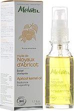 Profumi e cosmetici Olio di semi di albicocca per viso e corpo - Melvita Huiles De Beaute Apricot Kernel Oil