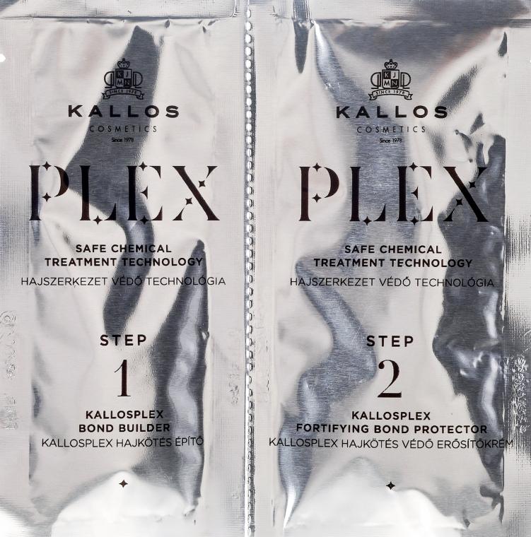 Siero-Tecnologia di trattamento chimico sicuro - Kallos Cosmetics PLEX Safe Chemical Treatment Technology