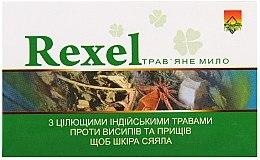 """Profumi e cosmetici Sapone a base di erbe indiane curative """"Rexel"""" - Biofarma Rexel"""