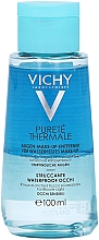 Struccante bifasico per occhi - Vichy Purete Thermale Waterproof Eye Make-Up Remover — foto N2