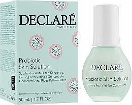 Profumi e cosmetici Concentrato con probiotico antirughe - Declare Probiotic Skin Solution Firming Anti-Wrinkle Concentrate
