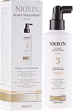 Profumi e cosmetici Maschera nutriente per capelli - Nioxin Thinning Hair System 3 Scalp Treatment