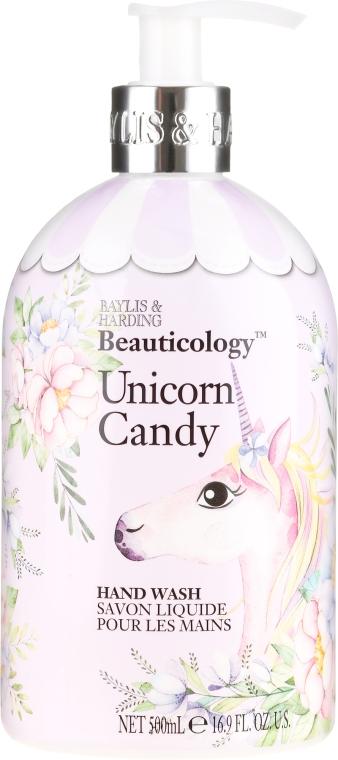 """Sapone liquido mani """"Unicorn"""" - Baylis & Harding Beauticology Unicorn Candy Hand Wash"""