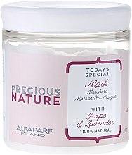 Profumi e cosmetici Maschera per capelli ricci e crespi - Alfaparf Precious Nature Curly & Wavy Hair Mask