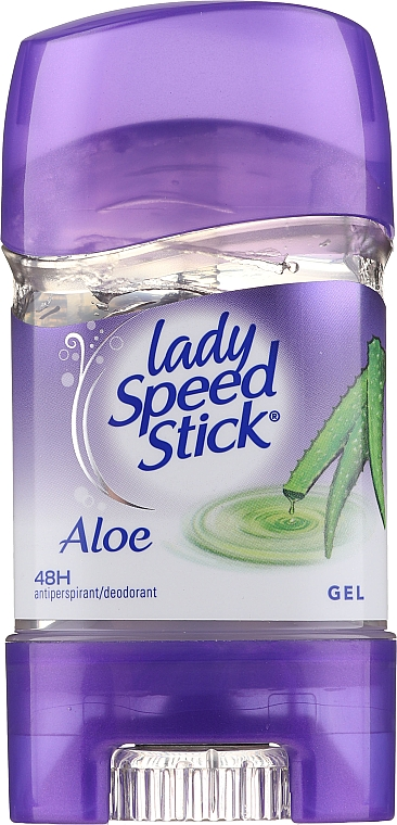 "Deodorante-stick ""Aloe vera"" - Lady Speed Stick Deodorant"