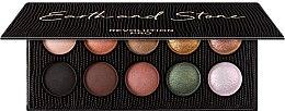 Profumi e cosmetici Palette ombretti, 10 tonalità - Makeup Revolution Pro Colour Focus Palette