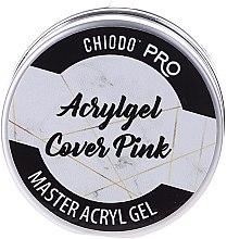Profumi e cosmetici Gel acrilico per unghie - Chiodo Pro Acryl Gel Cover Pink