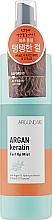 Profumi e cosmetici Spray per capelli ricci - Welcos Around Me Argan Keratin Curl Up Mist