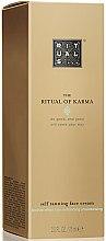 Profumi e cosmetici Crema solare viso - Rituals The Ritual of Karma Self Tanning Face Cream