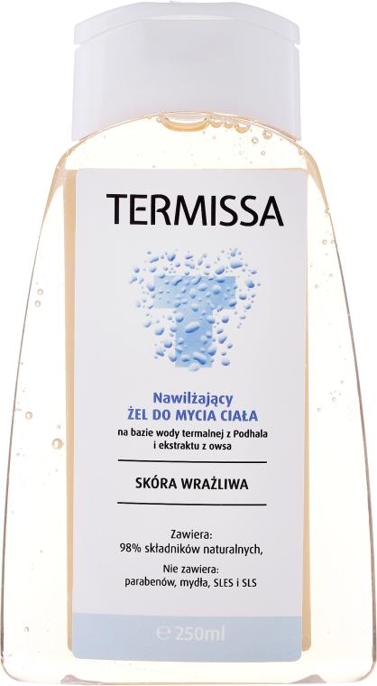 Gel doccia idratante - Termissa Moisturizing Body Gel — foto N2