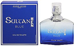 Profumi e cosmetici Jeanne Arthes Sultan Blue for Men - Eau de toilette