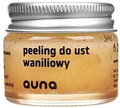 Profumi e cosmetici Scrub labbra alla vaniglia - Auna Vanilla Lip Scrub