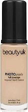 Profumi e cosmetici Fondotinta liquido - Beauty UK Photo Ready Foundation