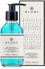Profumi e cosmetici Gel detergente antiossidante - Avant Blue Volcanic Stone Purifying & Antioxydising Cleansing Gel
