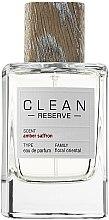 Profumi e cosmetici Clean Reserve Ambre Saffron - Eau de Parfum