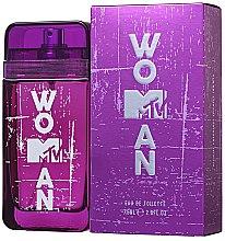 MTV Perfumes MTV Woman - Eau de toilette  — foto N5