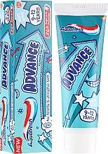 Profumi e cosmetici Dentifricio per bambini - Aquafresh Advance