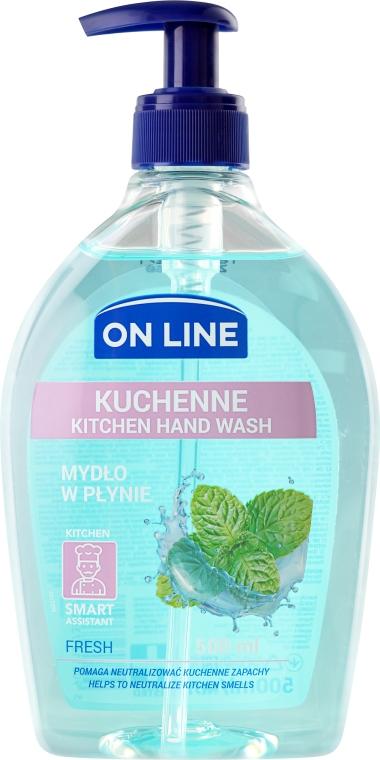 Sapone da cucina - On Line Kitchen Hand Wash Fresh Soap