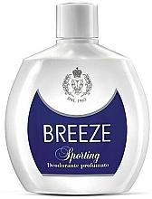Profumi e cosmetici Breeze Sporting - Deodorante profumato
