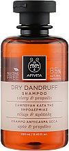 Profumi e cosmetici Shampoo antiforfora - Apivita Shampoo For Dry Dandruff With Celery Propolis