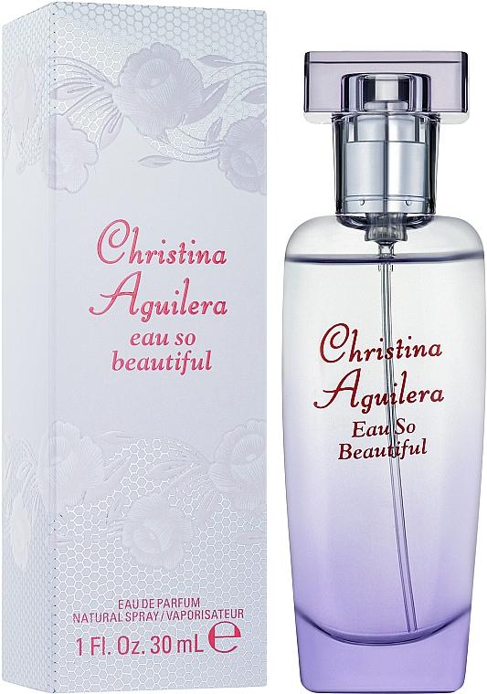 Christina Aguilera Eau So Beautiful - Eau de parfum — foto N2
