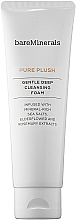 Profumi e cosmetici Schiuma vitaminica-minerale - Bare Escentuals Bare Minerals Cleanser Pure Plush Gentle Deep Cleansing Foam