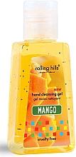 "Profumi e cosmetici Gel antibatterico mani ""Mango"" - Rolling Hills Hand Cleansing Gel"