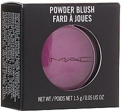 Profumi e cosmetici Blush - M.A.C Powder Blush
