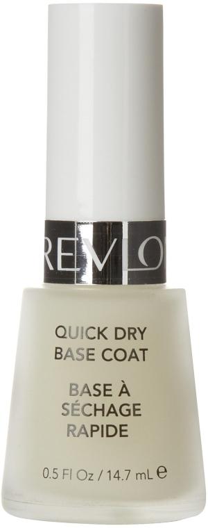 Base smalto ad asciugatura rapida - Revlon Quick Dry Base Coat