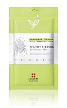Profumi e cosmetici Maschera lenitiva - Leaders Tea Tree Relaxing Skin Renewal Mask