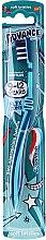Profumi e cosmetici Spazzolino da denti per bambini, 9-12 anni, blu-navy - Aquafresh Advance